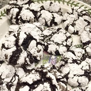 Chocolate Krinkles