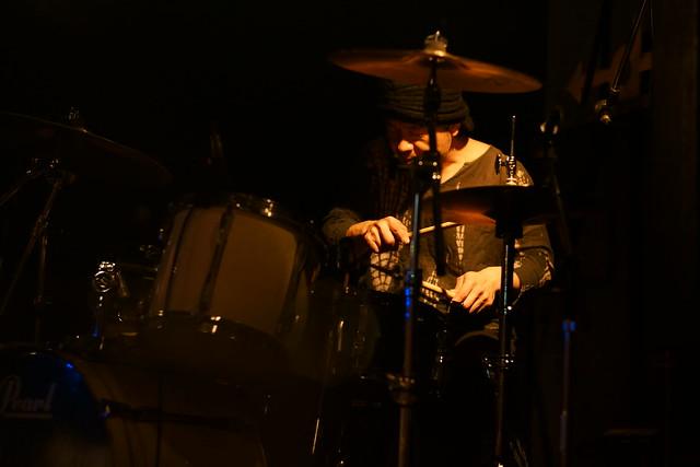 SPUTNIK KOMBINAT live at Adm, Tokyo, 18 Dec 2015. 112