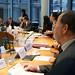 Achim Barchmann in der gemeinsamen Sitzung des Europaausschusses mit der Assemblée Nationale