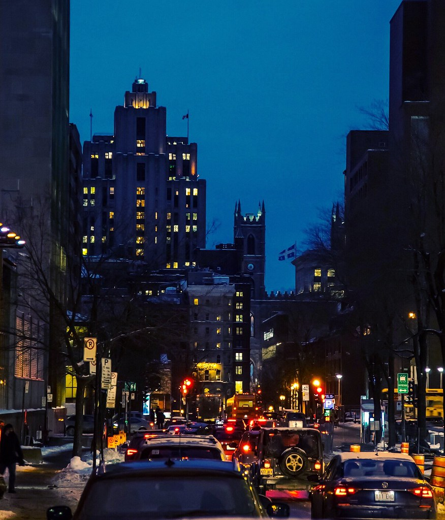 Hotels Downtown Montreal