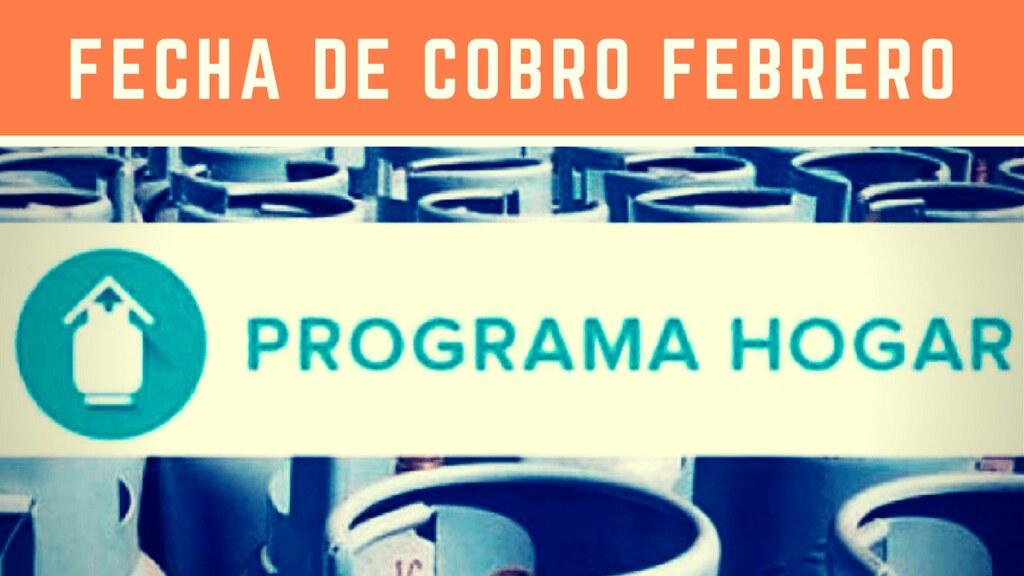 Garrafa Social Cuando Cobro en Febrero 2017
