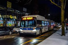 MTA Regional Bus New Flyer Industries XD60 #4774