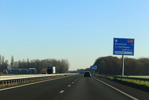 A59 Waspik (Netherlands)