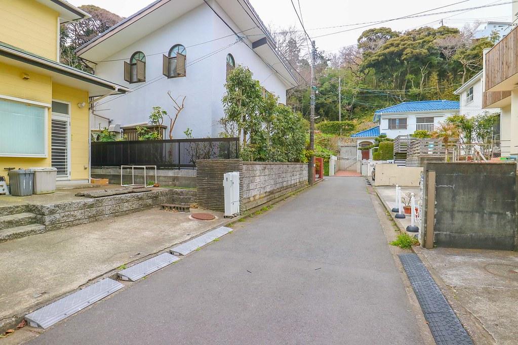 鎌倉の土地(七里ガ浜東)