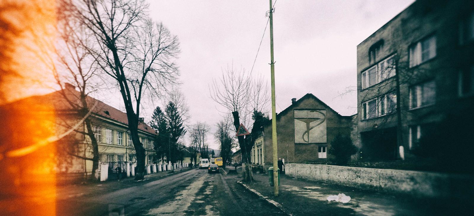 DNF výlet na Ukrajinu