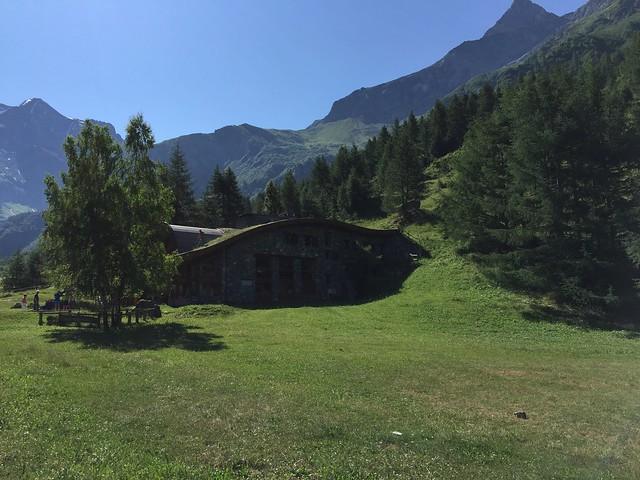 GR5 refuge de Rosuel