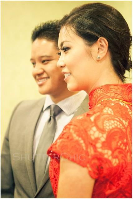 Katherine & Joe Tea Ceremony