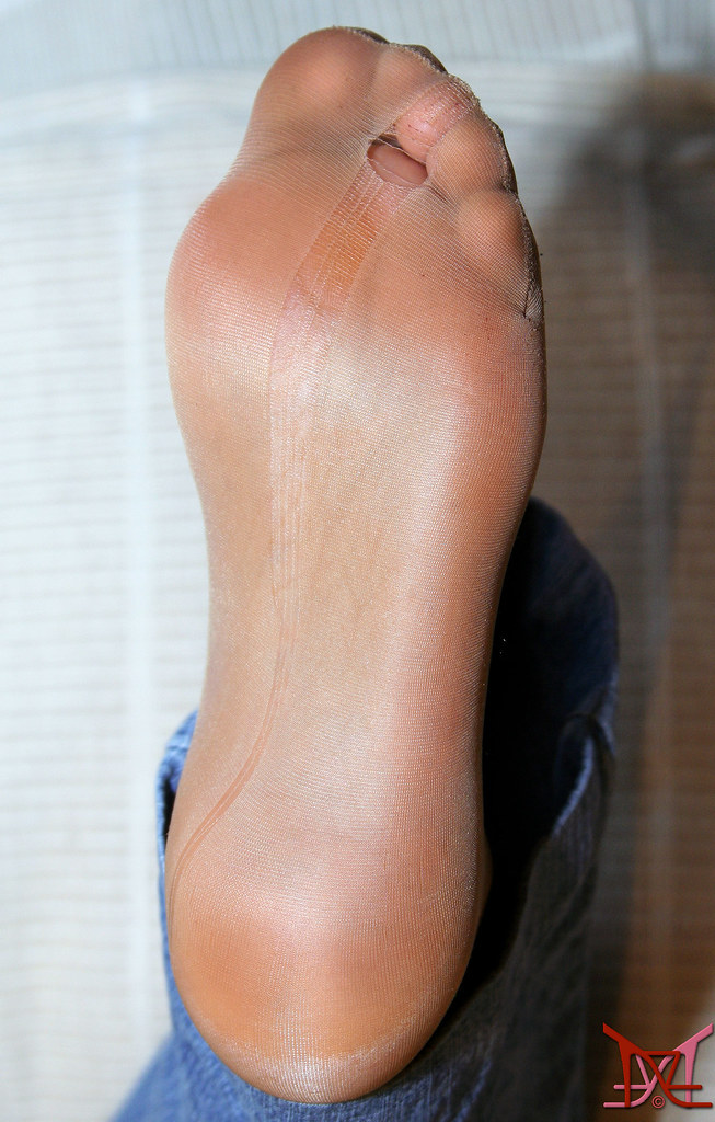 Wife dirty pantyhose consider