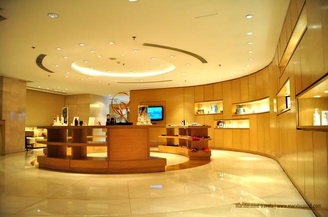 Facilities at Manila Marriott Hotel