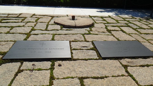 Washington DC Arlington Cemetery July 15 12