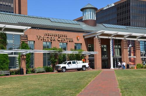 Philadelphia Visitor Center Aug 15 1
