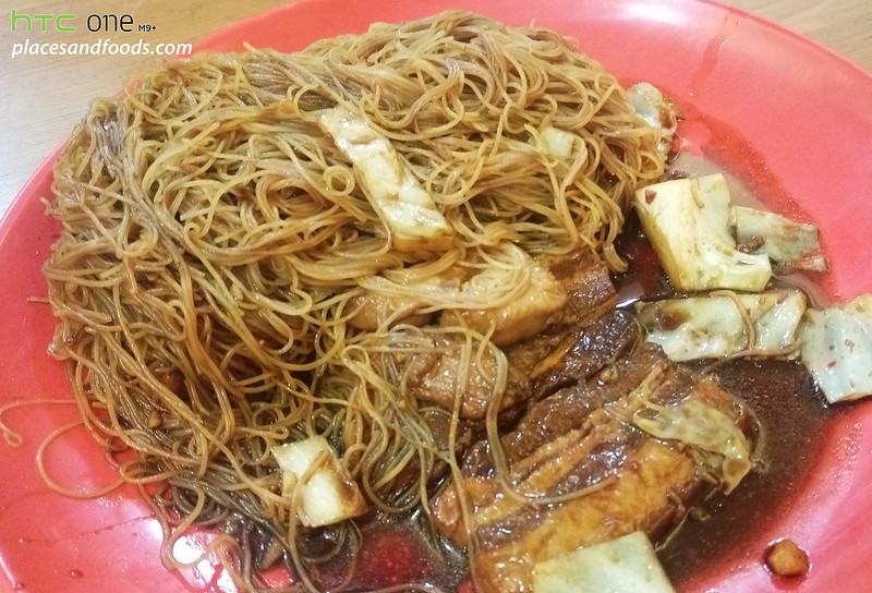 restoran hock lee ulu yam pork mee hoon