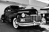 1947 Cadillac Sedan b&w by hz536n/George Thomas