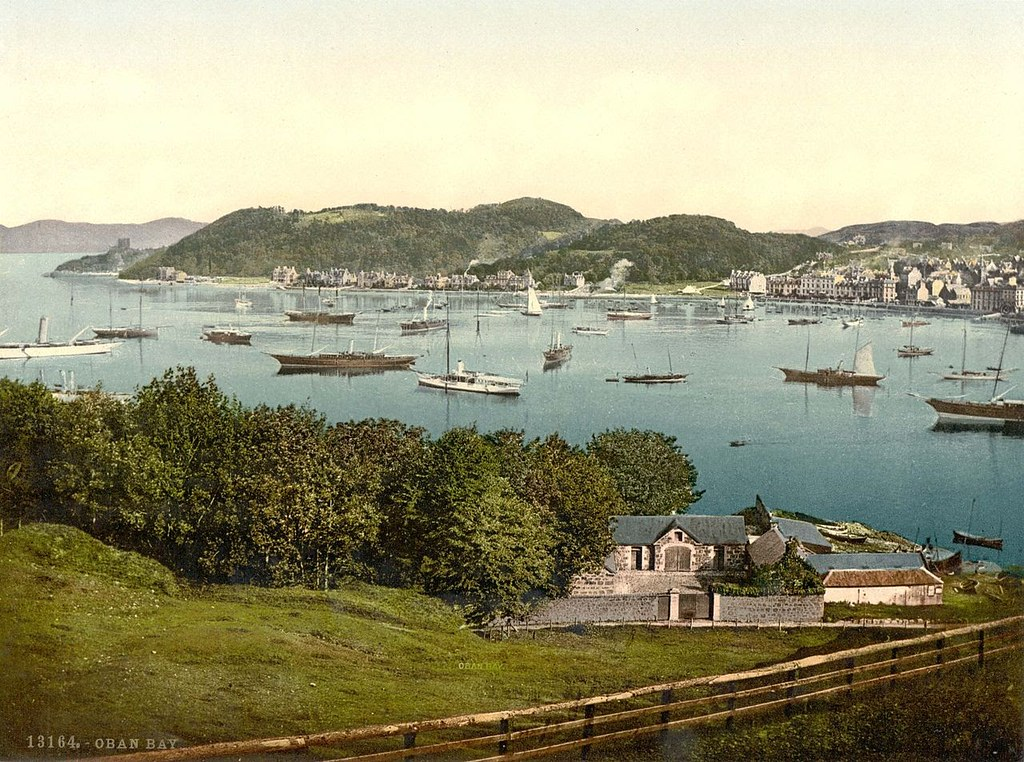 Oban Bay, Oban, Scotland