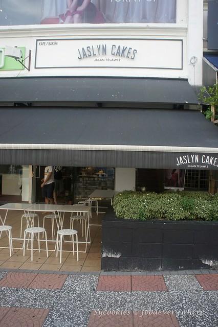 1. Jaslyn Cakes @ Bangsar