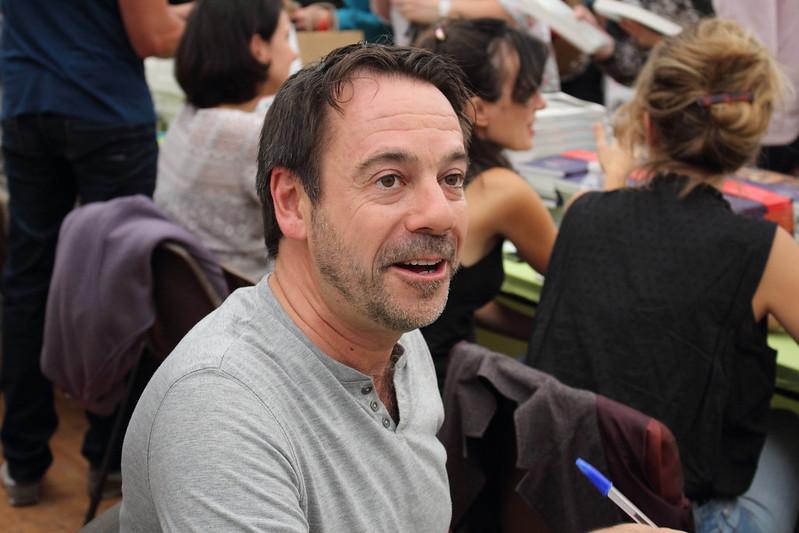 Michel Bussi - Le Livre sur la Place