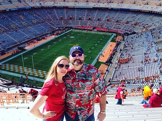 WB ready for a sooner victory! OU takes Tennessee