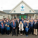 Opening of redeveloped scout centre at Ballyhornan, 3 October 2015
