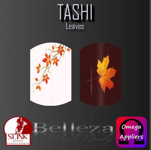 TASHI Leaves