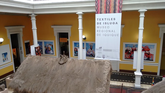 Museo Regional de Iquique, Chile