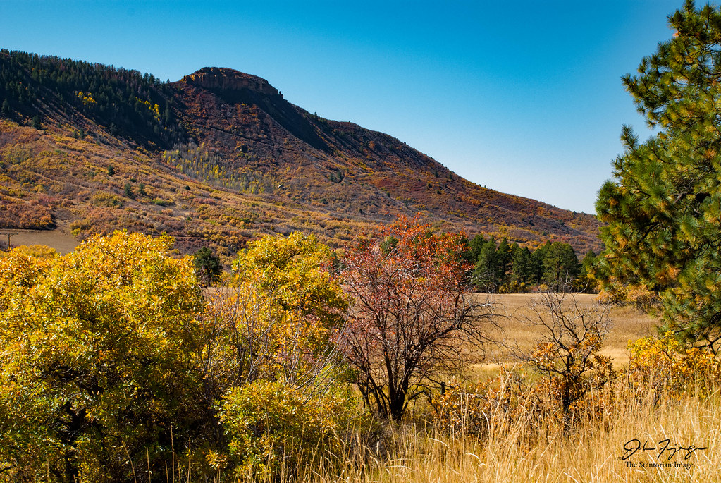 Mancos Valley Autumn