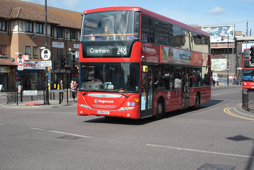 East London 15012 LX58CEY