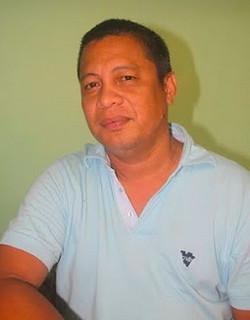 Rodel E. Cambarihan, Punong Brgy, Ibajay Aklan