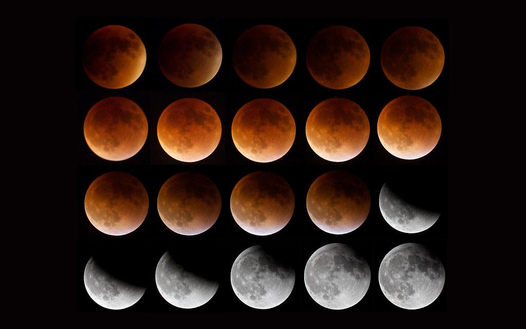 Supermoon Eclipse 2015-09-28