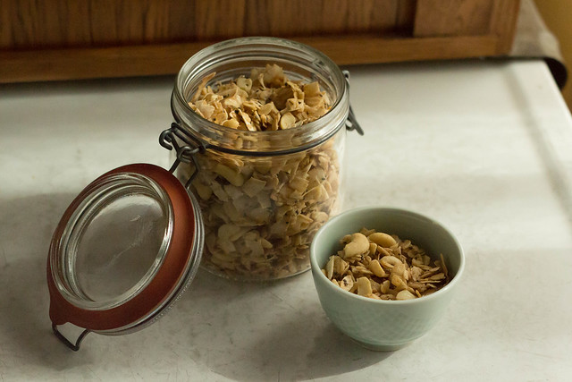 no sugar granola