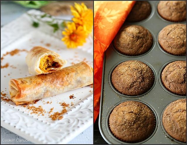 Healthy Pumpkin Recipes | cookincanuck.com