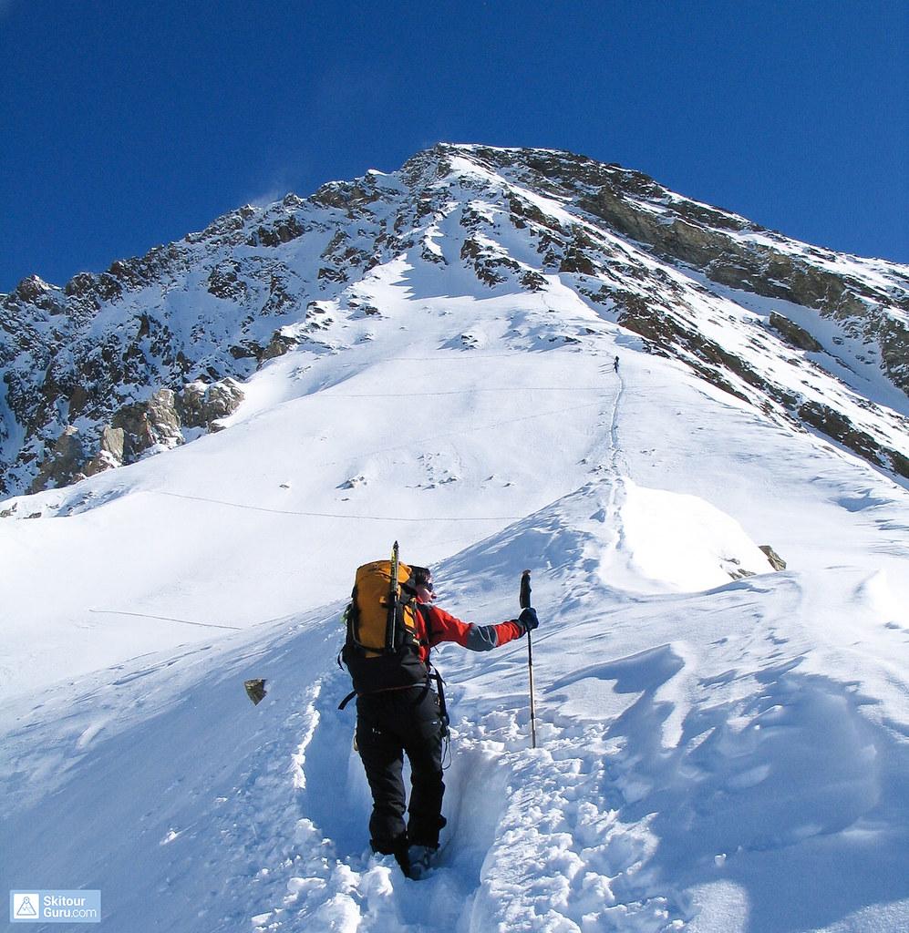 Grosser Aletschhorn Berner Alpen / Alpes bernoises Schweiz foto 08