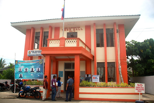 New Washington Municipal Hall - Aklan