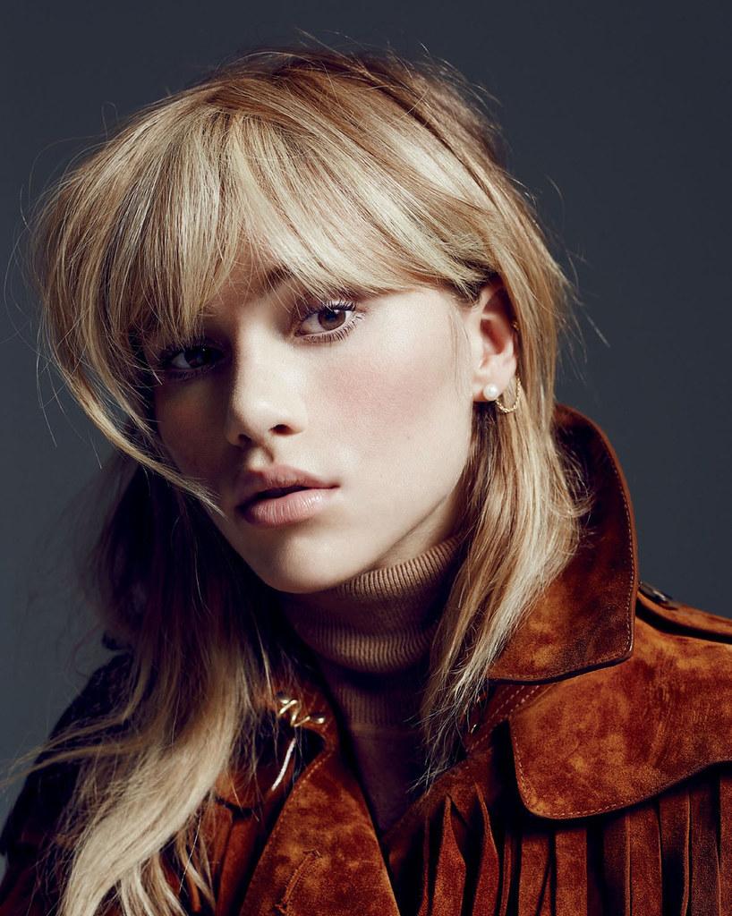 Сьюки Уотерхаус — Фотосессия для «Vogue» TH 2015 – 8