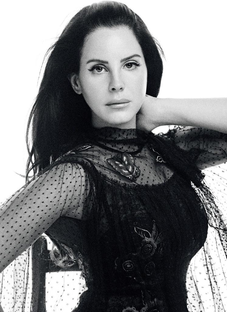 Лана Дель Рей — Фотосессия для «Vogue» TR 2015 – 2