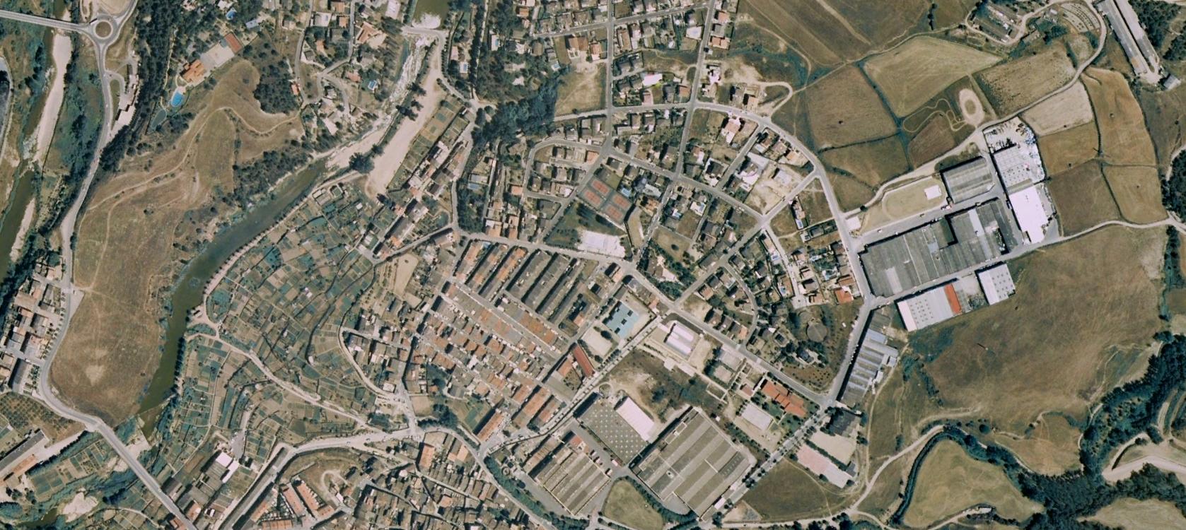 navarcles, barcelona, naumaquias, peticiones del oyente, antes, urbanismo, planeamiento, urbano, desastre, urbanístico, construcción