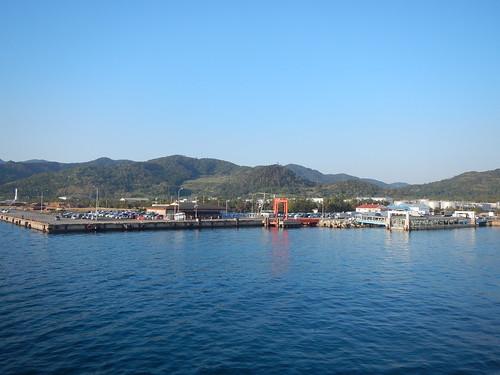 鹿児島 フェリー 2015 甑島 高速船 薩摩川内 甑島商船 フェリーニューこしき こしき