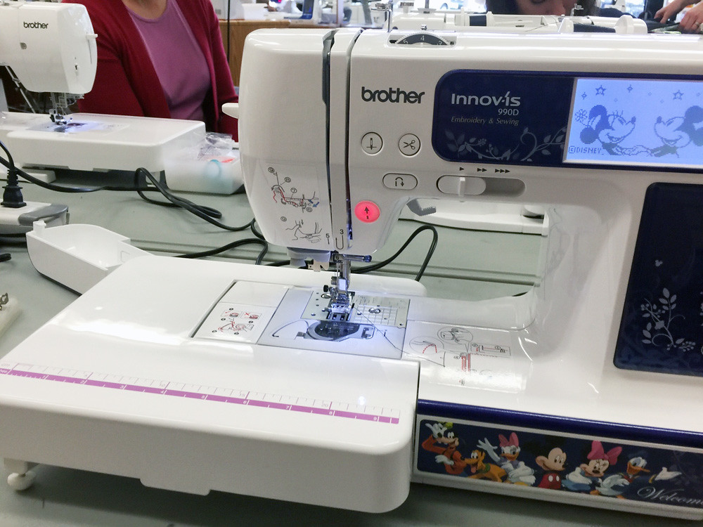 sewing class 1