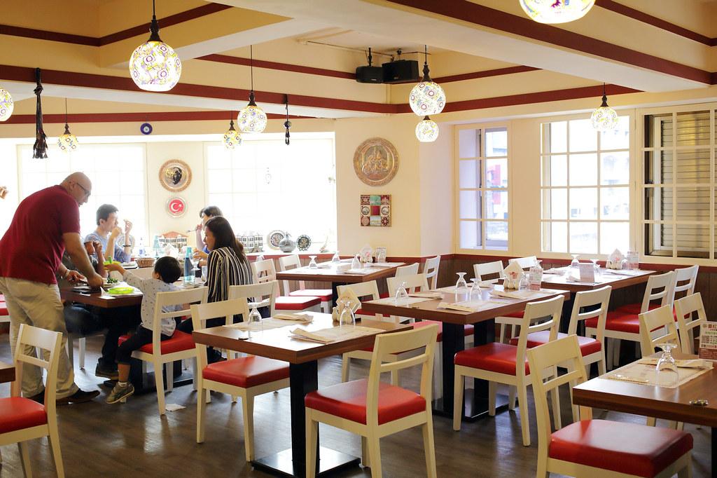 20151028中山-番紅花土耳其餐廳 (5)