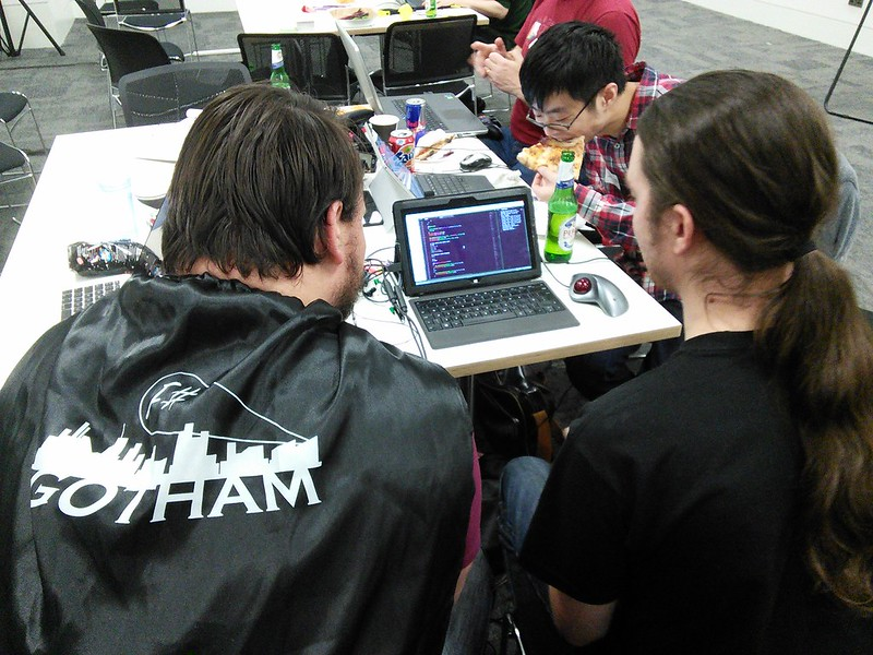 London GameCraft 2015 @ Skills Matter