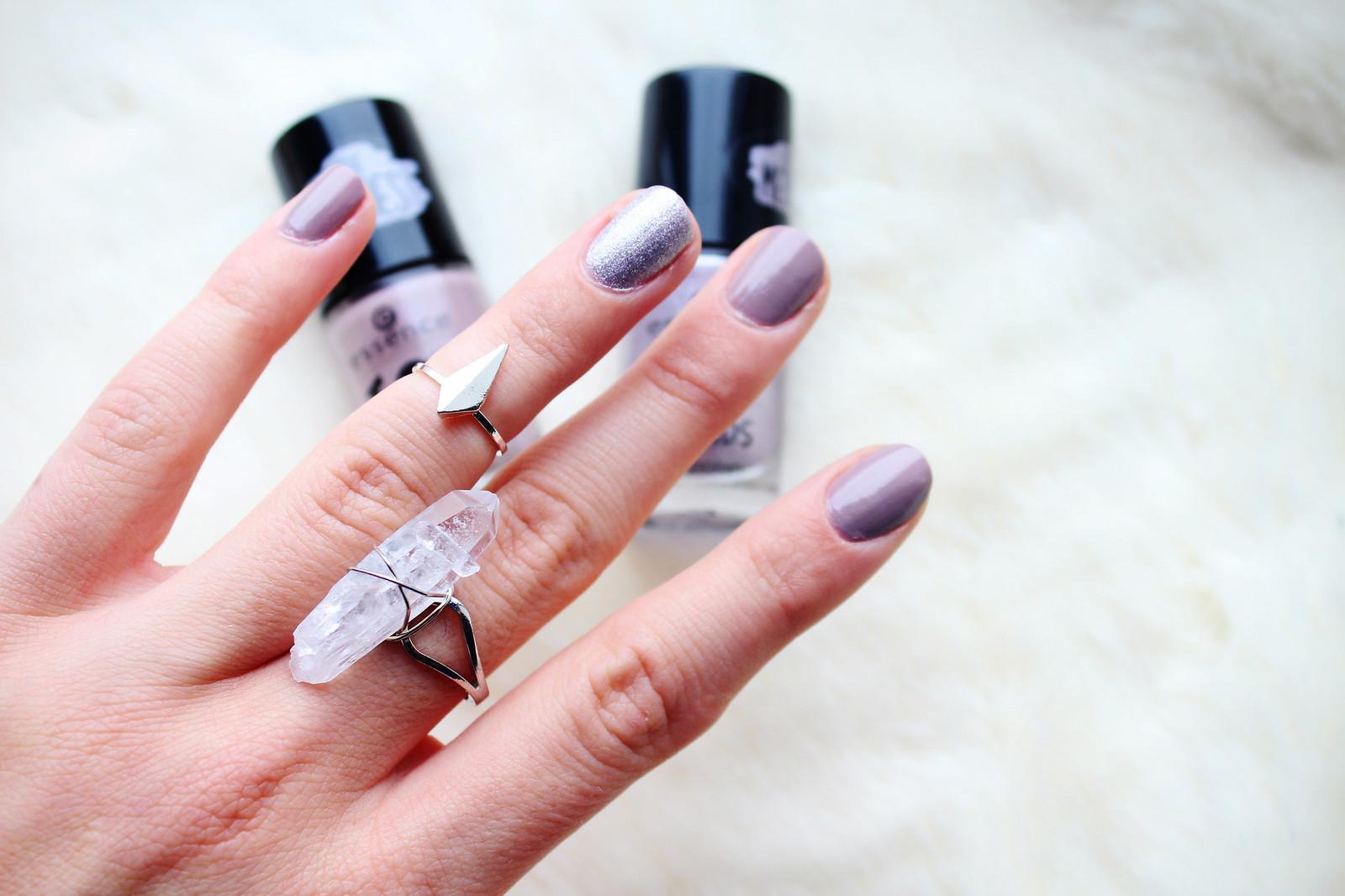 Essence I love Trends nail polishes