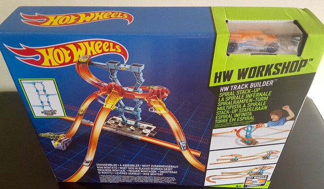 Hot Wheels Track Builder, gift ideas