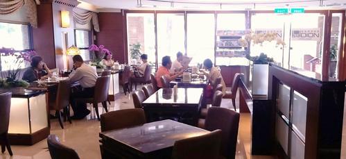 [推薦] 台中下午茶推薦,來鼎隆國際商旅享受優雅的teatime