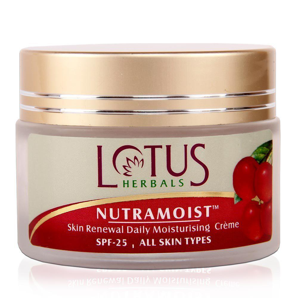 Best Fairness Cream in India - Lotus Nutro Moist Cream