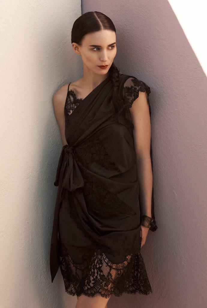 Руни Мара — Фотосессия для «Elle» 2015 – 3