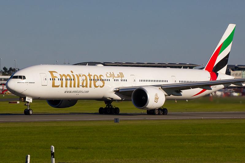 Emirates - B773 - A6-EGN (1)