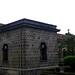 Iglesia católica de San Joaquín de Flores, obra en piedra canteada del siglo XIX