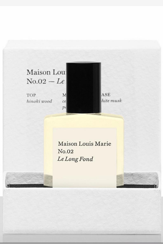No.02 Le Long Fond Perfume oil