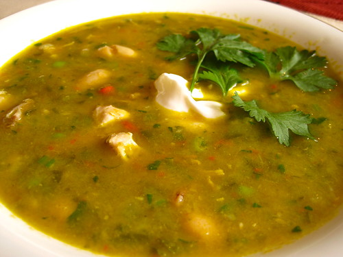 Woodwind Gourmet White Chicken Chili