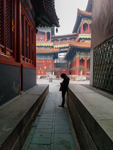 Beijing 2015: Lama Temple – where's your sense of adventure?