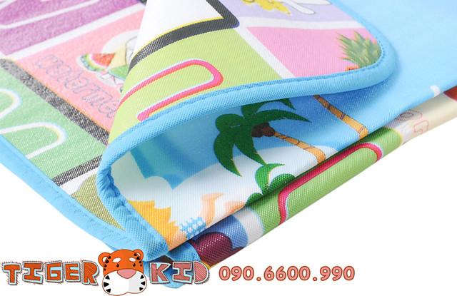 23671597785 b79d98045e z Thảm chơi trẻ em 2 mặt hàng tốt nhất hãng Maboshi kích thước 1,8x2m T 569